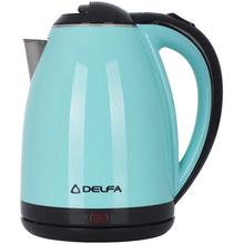 Електрочайник DELFA DK 3520 X Turquoise