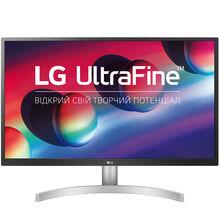 """Монитор 27"""" LG UltraFine 27UL500-W"""