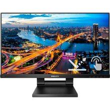 """Монитор PHILIPS 23.8"""" IPS FHD 10*Touch HDMI DP USBMM (242B1TC/00 )"""