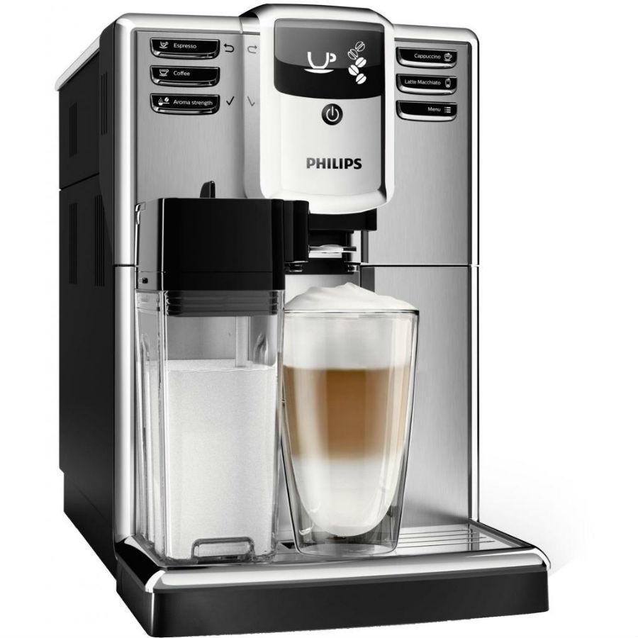 Кофемашина PHILIPS EP5365/10 Мощность 1850