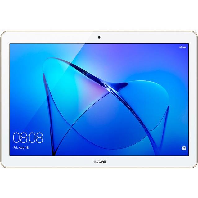 Планшет HUAWEI MediaPad T3 10 LTE 16GB Gold Оперативная память, Мб 2048