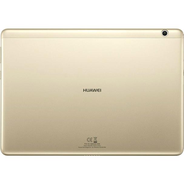 Планшет HUAWEI MediaPad T3 10 LTE 16GB Gold Встроенная память, Гб 16