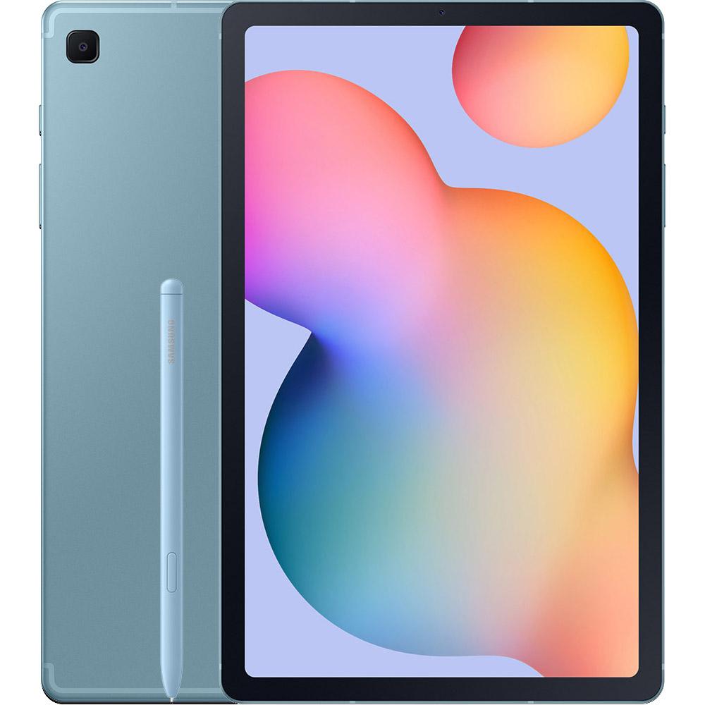 Планшет SAMSUNG SM-P615N Galaxy Tab S6 Lite 10.4 LTE 4/64Gb (SM-P615NZBASEK)