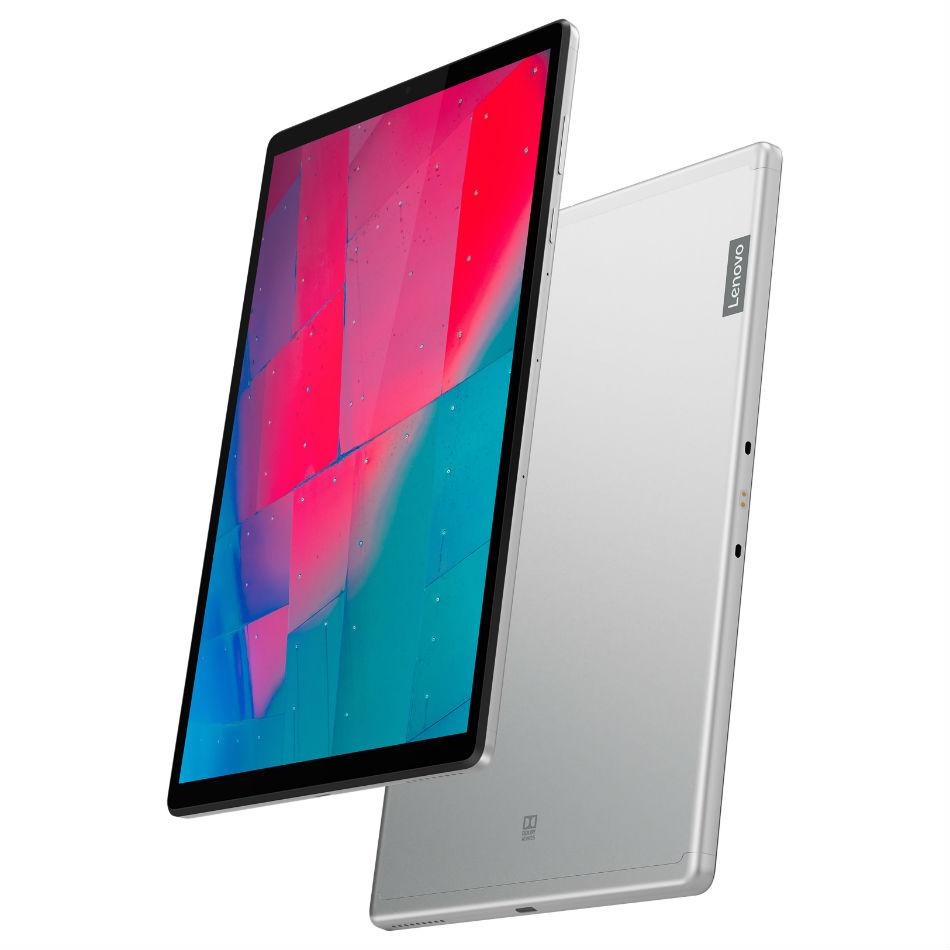 Планшет LENOVO Tab M10 Plus FHD 4/64 LTE Platinum Grey (ZA5V0080UA) Встроенная память, Гб 64