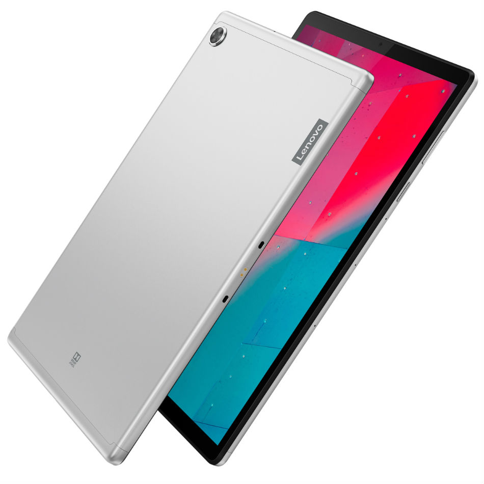 Планшет LENOVO Tab M10 Plus FHD 4/64 LTE Platinum Grey (ZA5V0080UA) Дисплей 10.3