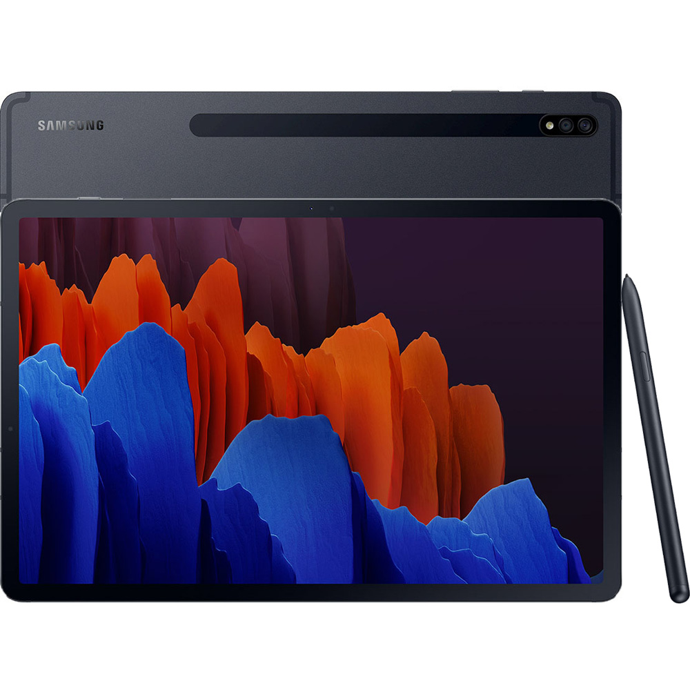 Планшет SAMSUNG SM-T975N Galaxy Tab S7+ 12.4 LTE 6/128Gb Gray (SM-T975NZKASEK)