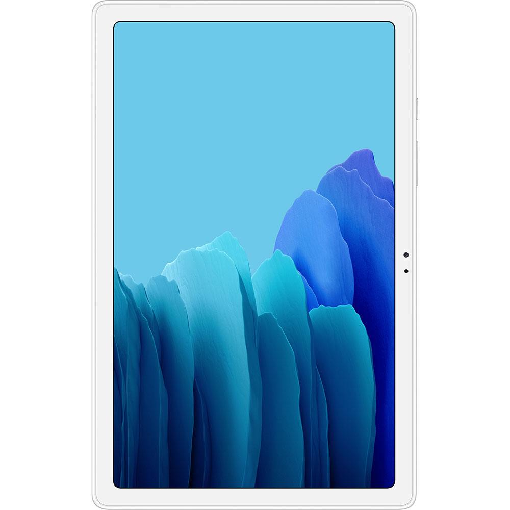 Планшет SAMSUNG Galaxy Tab A7 10.4 LTE 3/32GB Silver (SM-T505NZSASEK) Встроенная память, Гб 32