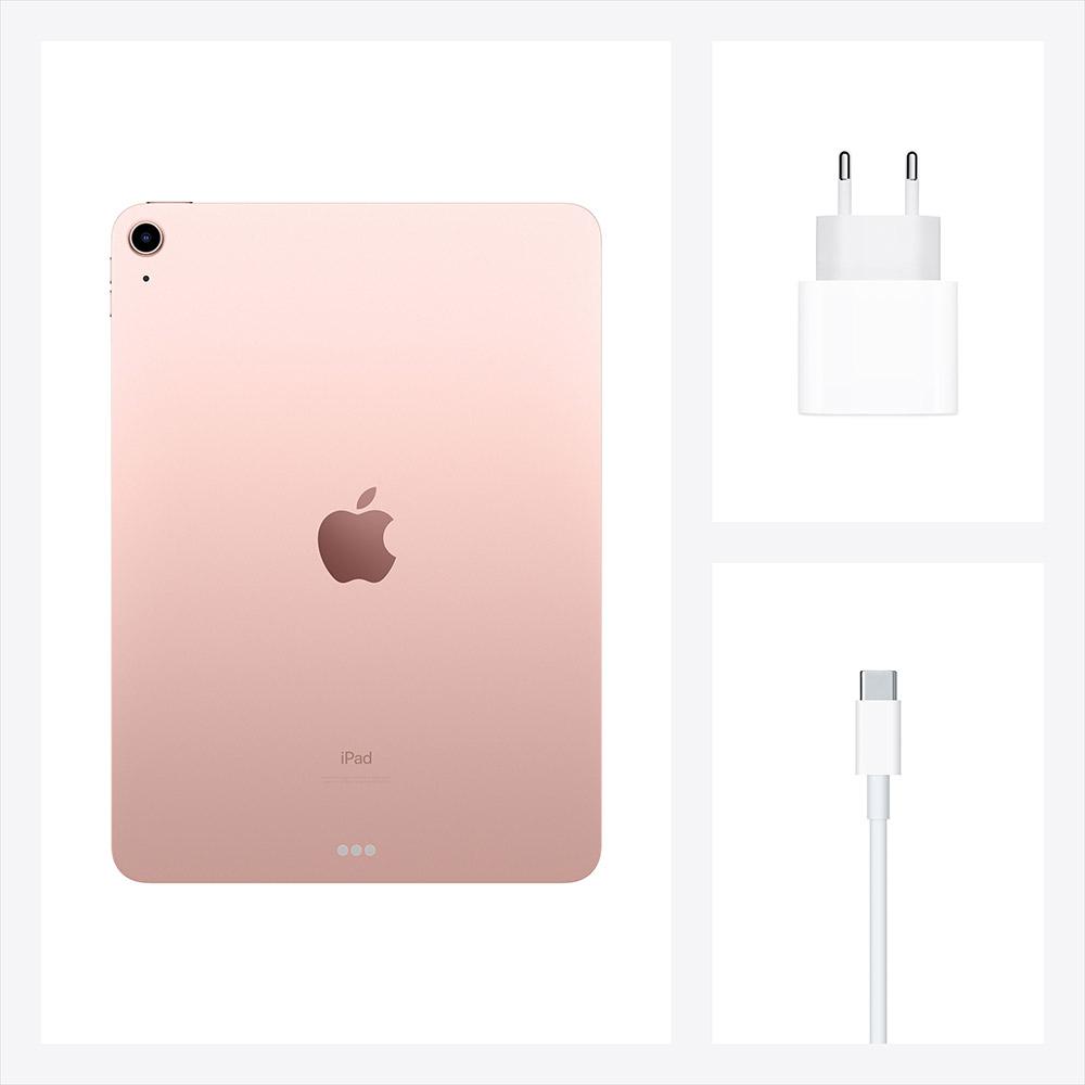 "Планшет APPLE iPad Air 10.9"" 64GB 2020 Wi-Fi (rose gold) (MYFP2RK/A) Тип матрицы IPS"