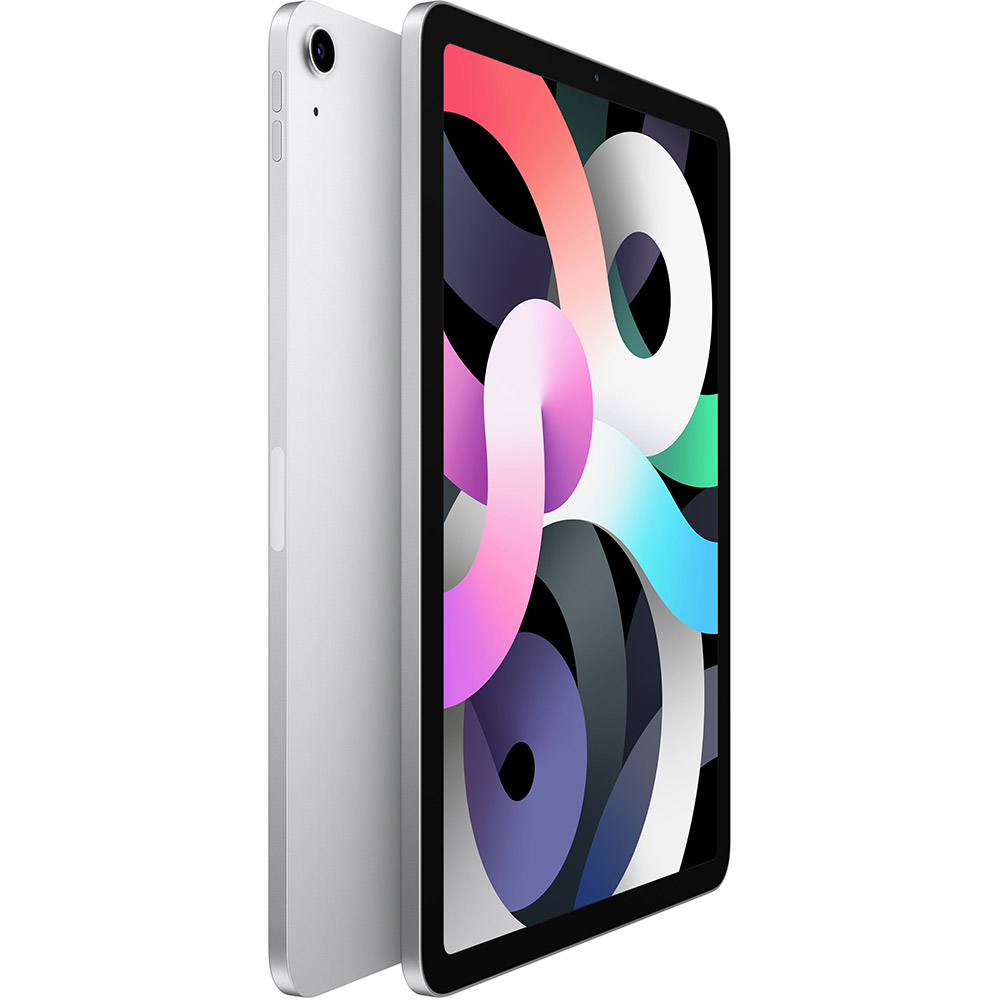 "Планшет APPLE iPad Air 10.9"" 256GB 2020 Wi-Fi (silver) (MYFW2RK/A) Дисплей 10.9"