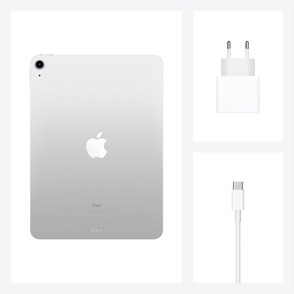 "Планшет APPLE iPad Air 10.9"" 256GB 2020 Wi-Fi (silver) (MYFW2RK/A) Тип матрицы IPS"