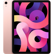"Планшет APPLE iPad Air 10.9"" 64GB 2020 Wi-Fi + Cellular (rose gold) (MYGY2RK/A)"