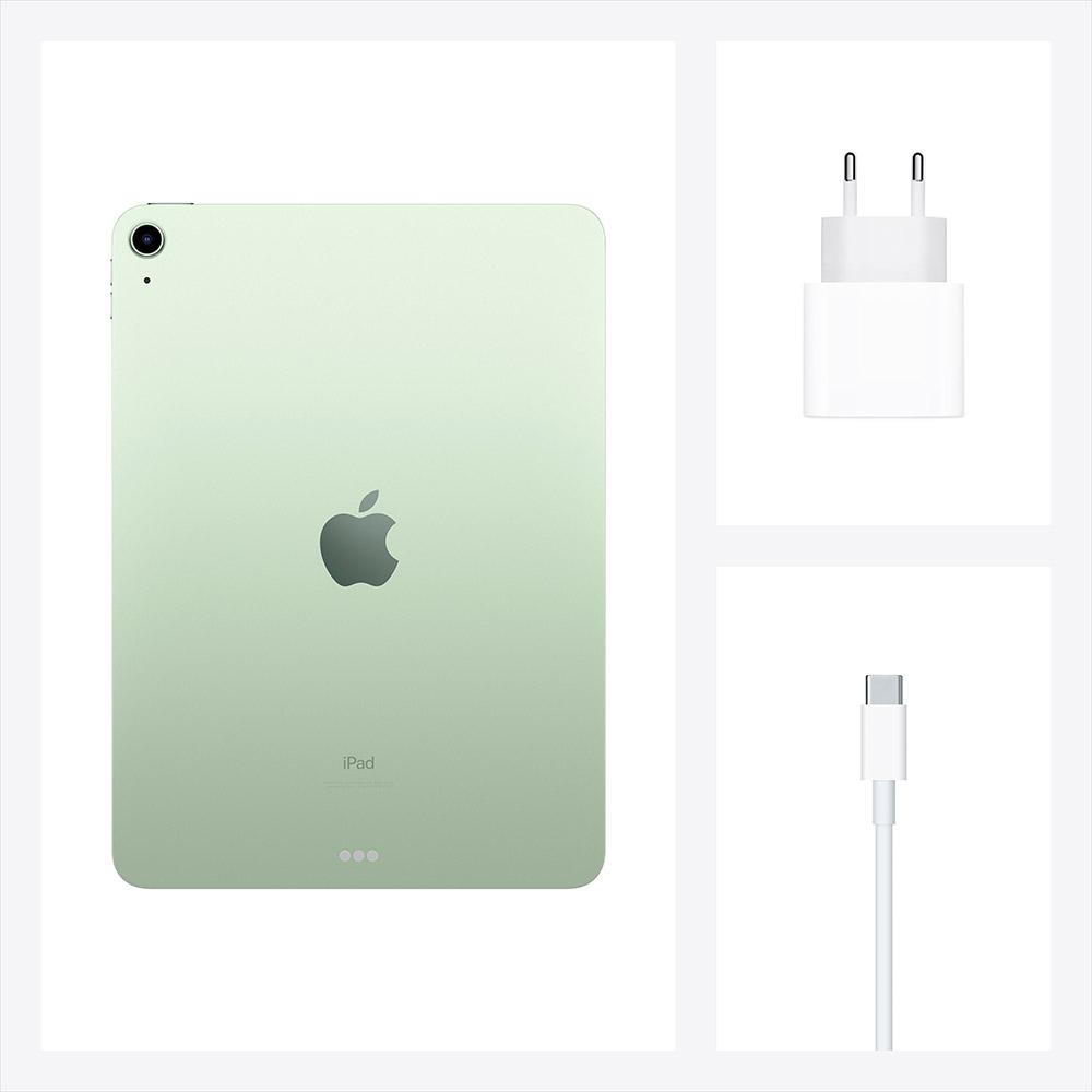 "Планшет APPLE iPad Air 10.9"" 64GB 2020 Wi-Fi (green) (MYFR2RK/A) Тип матрицы IPS"