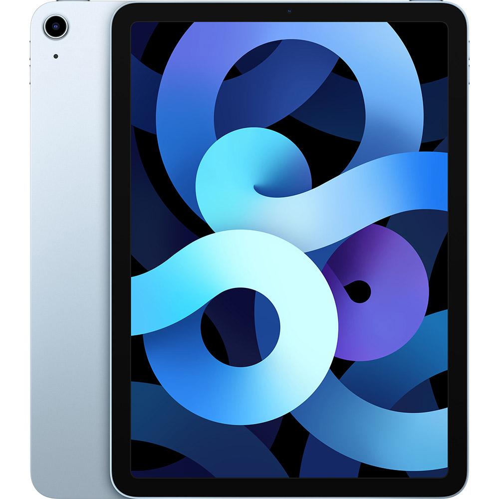 "Планшет APPLE iPad Air 10.9"" 64GB 2020 Wi-Fi (sky blue) (MYFQ2RK/A)"