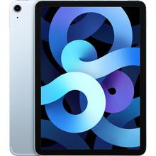 "Планшет APPLE iPad Air 10.9"" 64GB 2020 Wi-Fi + Cellular (sky blue) (MYH02RK/A)"