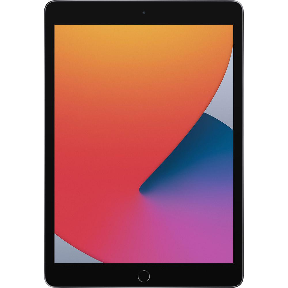 "Планшет APPLE iPad 10.2"" 32GB 2020 Wi-Fi Space Gray (MYL92RK/A) Встроенная память, Гб 32"