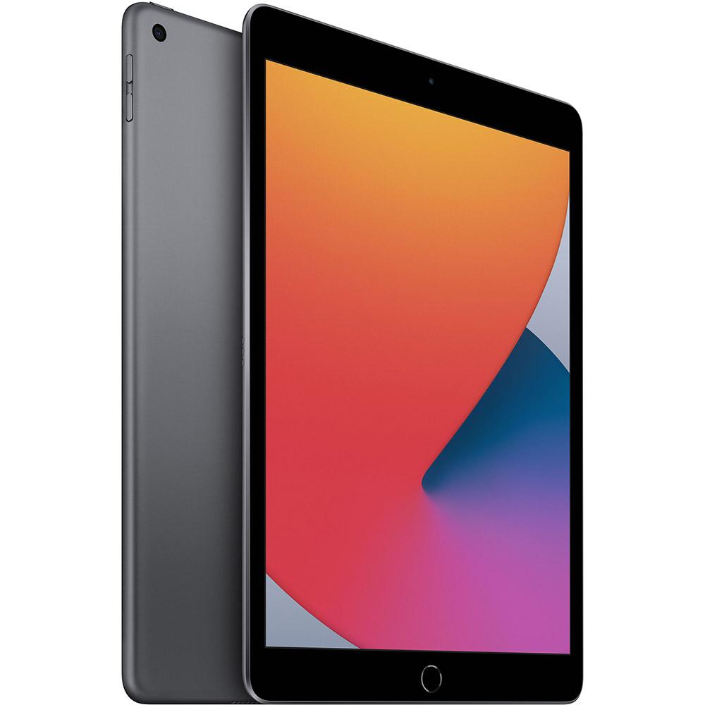 "Планшет APPLE iPad 10.2"" 32GB 2020 Wi-Fi Space Gray (MYL92RK/A) Дисплей 10.2"
