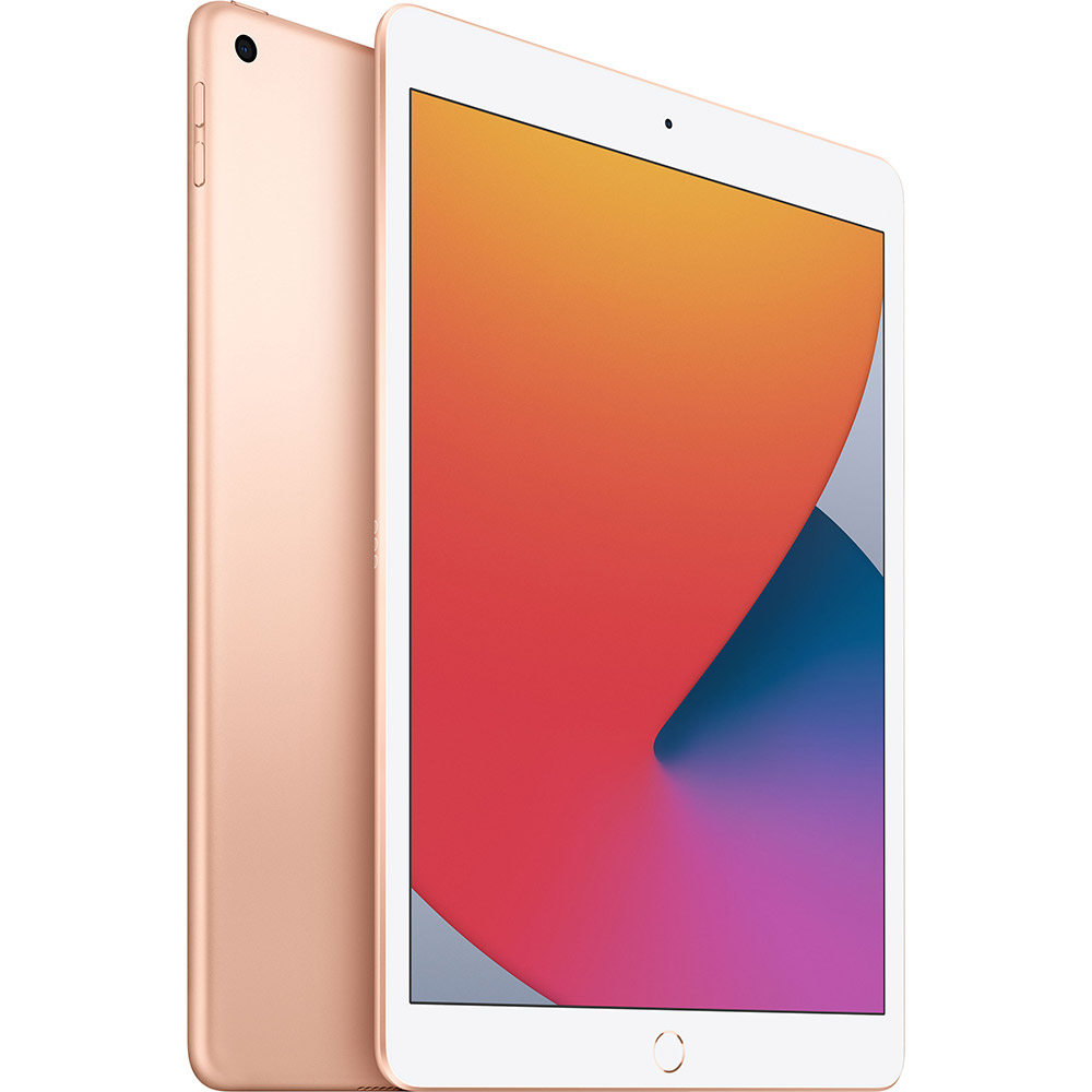 "Планшет APPLE iPad 10.2"" 32GB 2020 Wi-Fi Gold (MYLC2RK/A) Дисплей 10.2"
