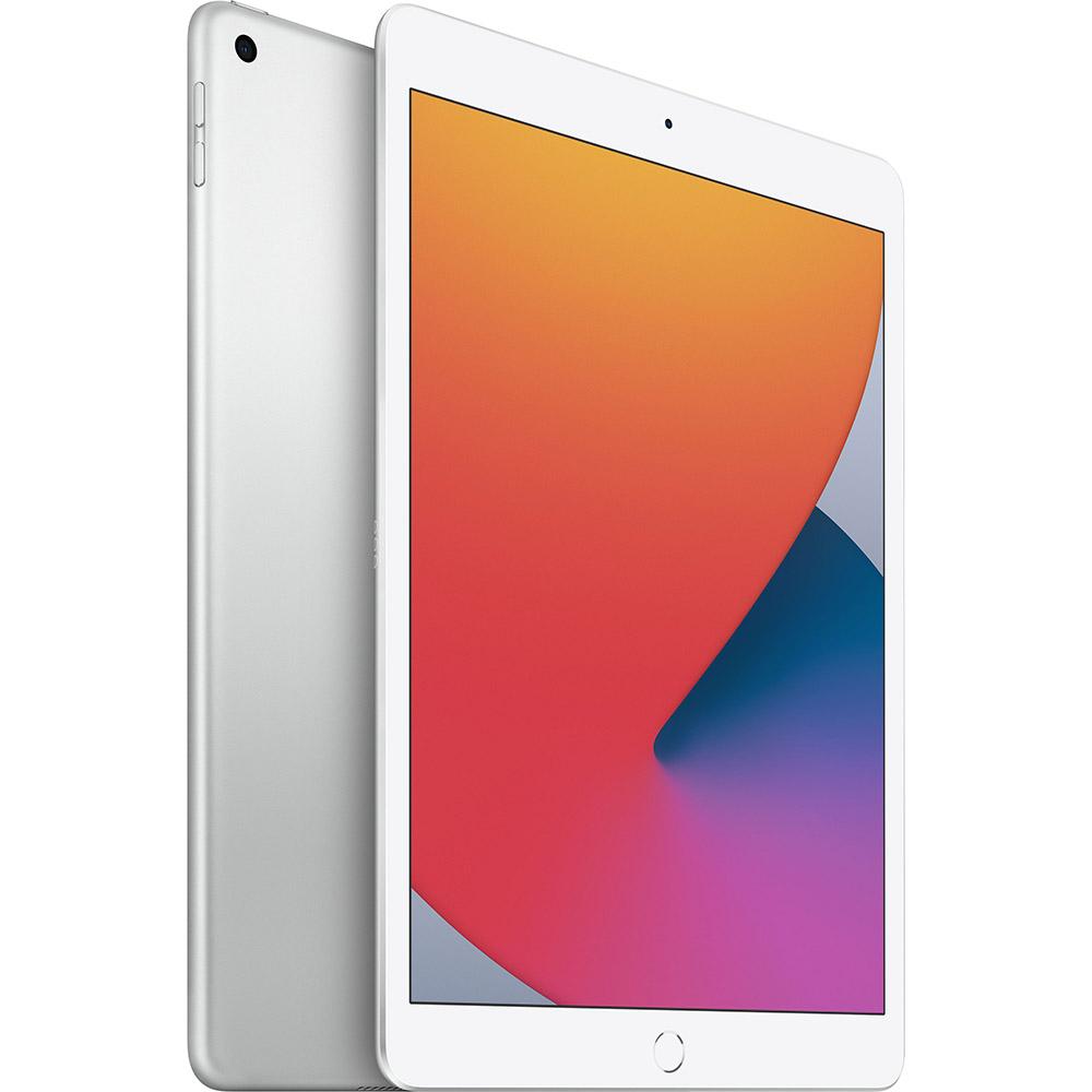 "Планшет APPLE iPad 10.2"" 128GB 2020 Wi-Fi Silver (MYLE2RK/A) Дисплей 10.2"