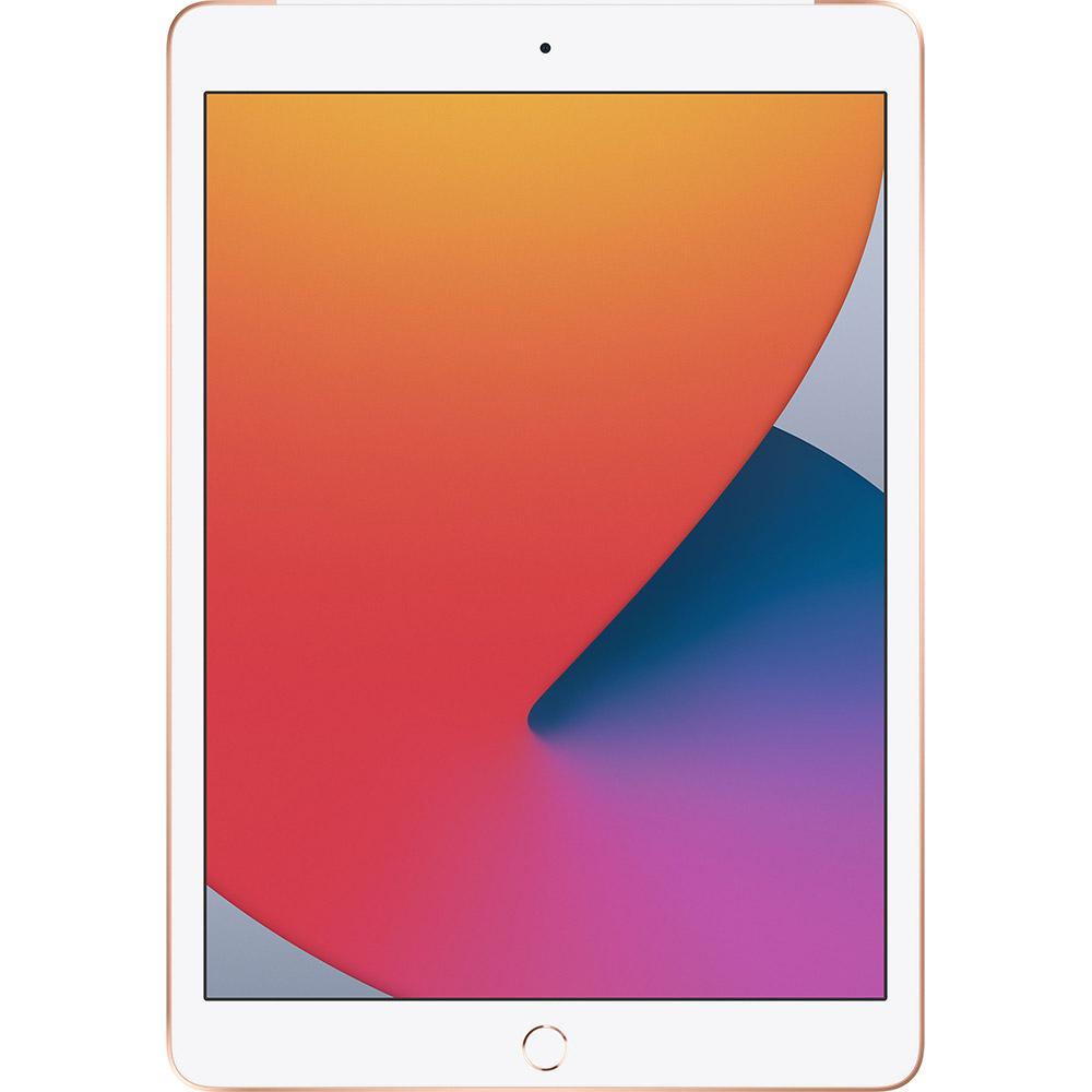 "Планшет APPLE iPad 10.2"" 32GB 2020 Wi-Fi + Cellular Gold (MYMK2RK/A) Встроенная память, Гб 32"