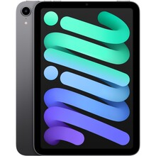 "Планшет APPLE iPad mini 8.3"" 256GB 2021 Wi-Fi Space Grey (MK7T3RK/A)"