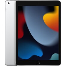 "Планшет APPLE iPad 10.2"" 256GB 2021 Wi-Fi Silver (MK2P3RK/A)"