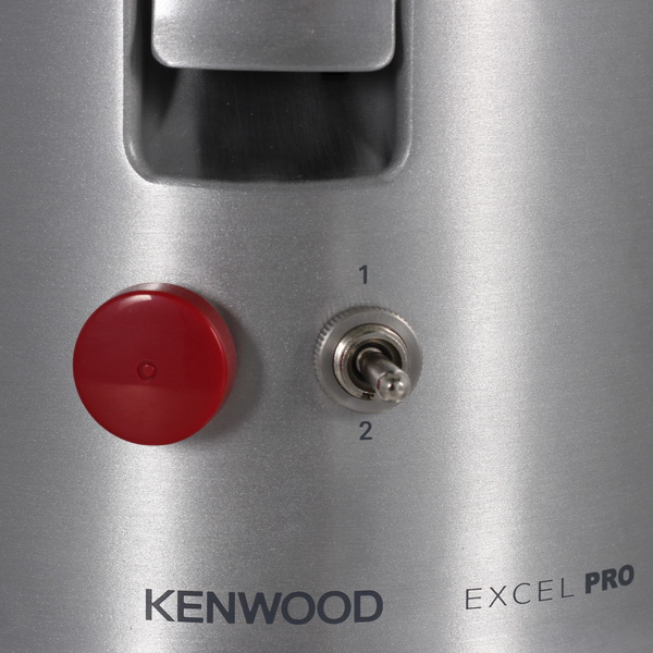 Соковижималка KENWOOD JE 880 Тип електричної соковижималки центрифужна