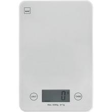 Весы кухонные KELA Pinta white (15740)