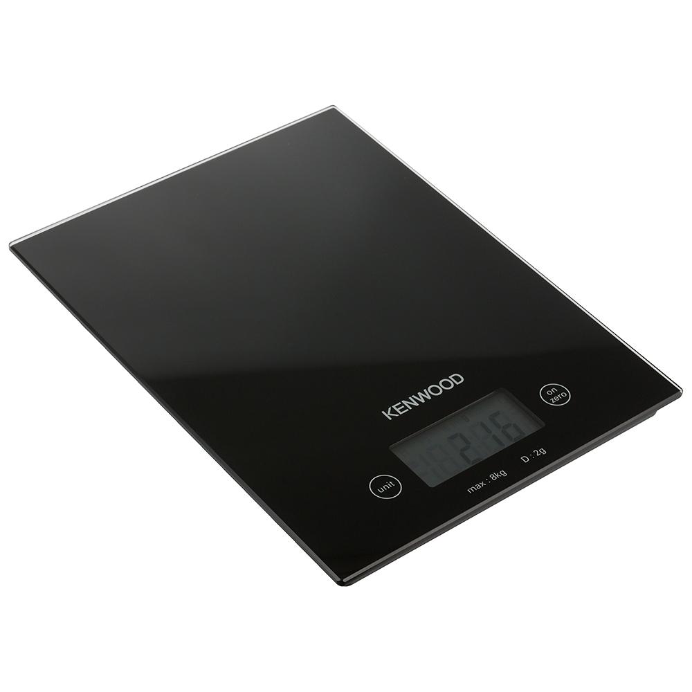 Весы кухонные KENWOOD DS 400 Материал платформы стекло