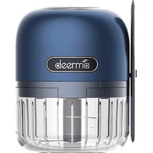 Подрібнювач DEERMA DEM-JS200 Blue