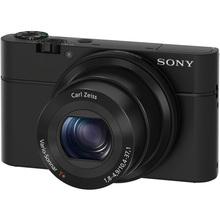 Фотоаппарат SONY Cybershot DSC-RX100 Black (DSCRX100.CEE2)