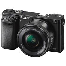 Фотоаппарат SONY A6000 16-50mm/F3.5-5.6 Kit Black (ILCE6000LB.CEC)
