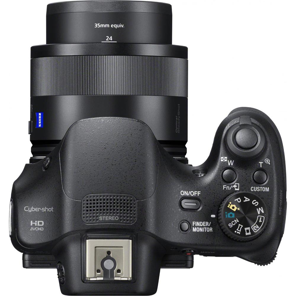 Фотоаппарат SONY Cybershot DSC-HX400 Black (DSCHX400B.RU3) Кол-во эффективных мегапикселей 20.4