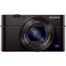 Фотоапарат SONY Cyber-Shot DSC-RX100 Mk III Black (DSCRX100M3.RU3)