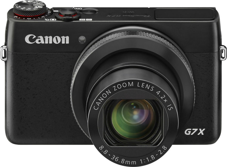 Фотоаппарат CANON PowerShot G7 X Mark II (9546B010) Тип матрицы CMOS (КМОП)