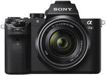 Фотоаппарат Sony Alpha A7 II (M2) 28-70 KIT black (ILCE7M2KB.CEC)