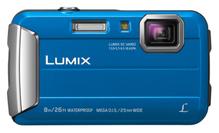 Фотоапарат PANASONIC DMC-FT30EE-A Blue