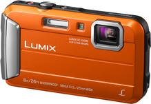 Фотоапарат PANASONIC DMC-FT30EE-D Orange