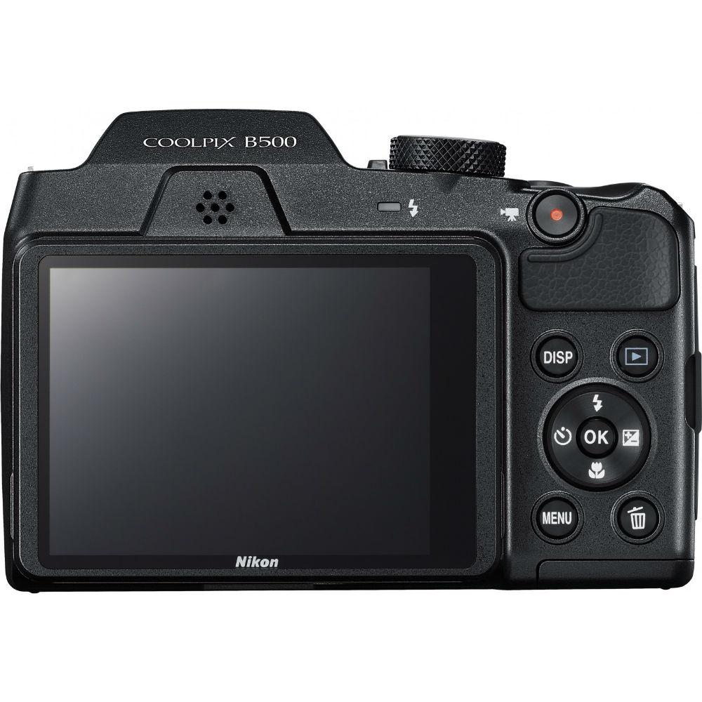 Фотоаппарат NIKON Coolpix B500 Black (VNA951E1) Тип суперзум