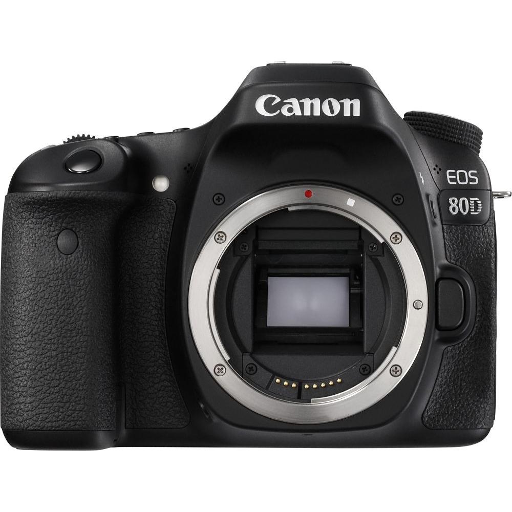 Фотоаппарат CANON EOS 80D body (1263C031AA)
