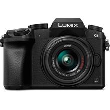Фотоапарат PANASONIC DMC-G7 Kit 14-42mm Black (DMC-G7KEE-K)