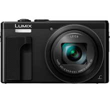 Фотоаппарат PANASONIC 4K LUMIX DMC-TZ80 Black (DMC-TZ80EE-K)