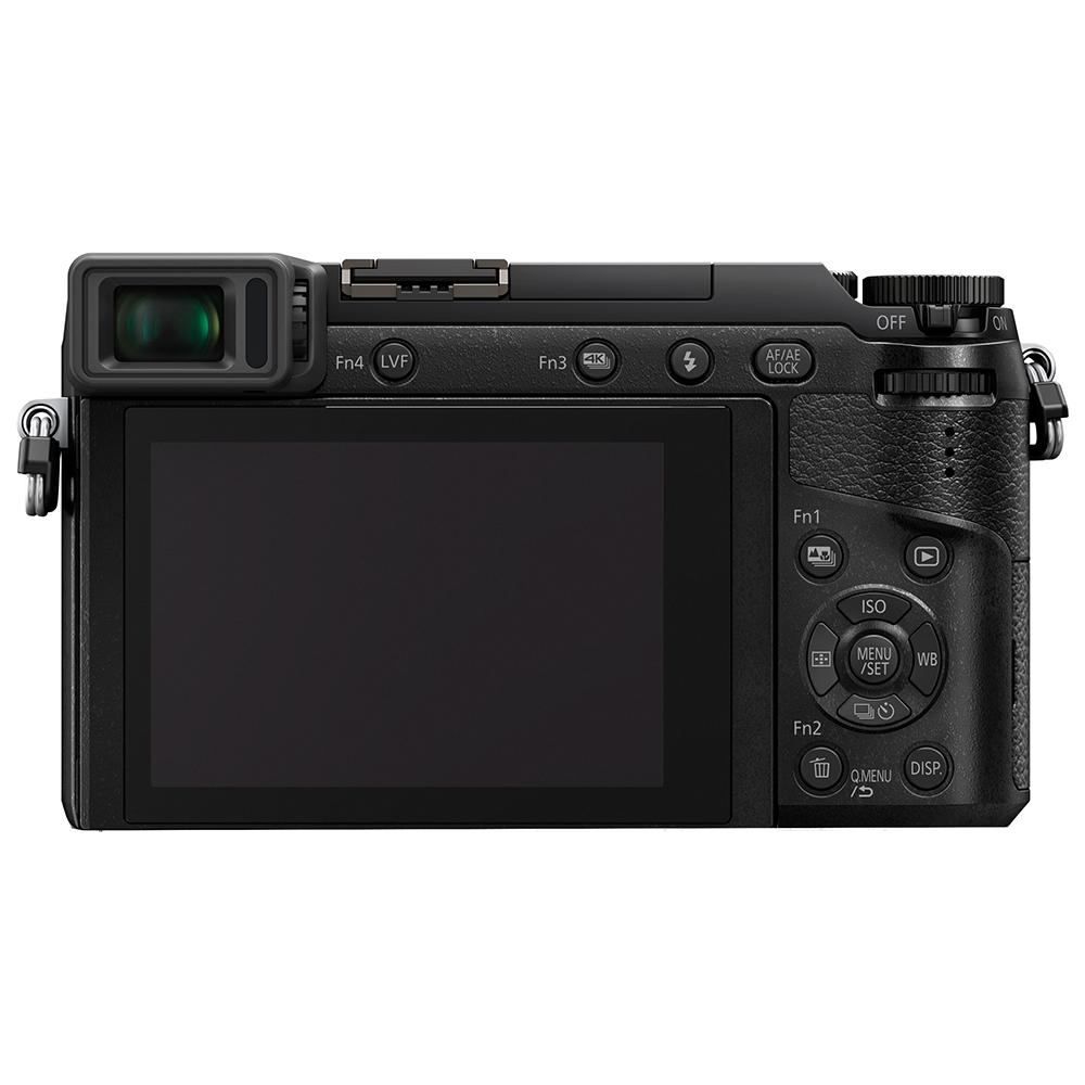 Фотоаппарат PANASONIC DMC-GX80 Body (DMC-GX80EE-K) Кол-во эффективных мегапикселей 16