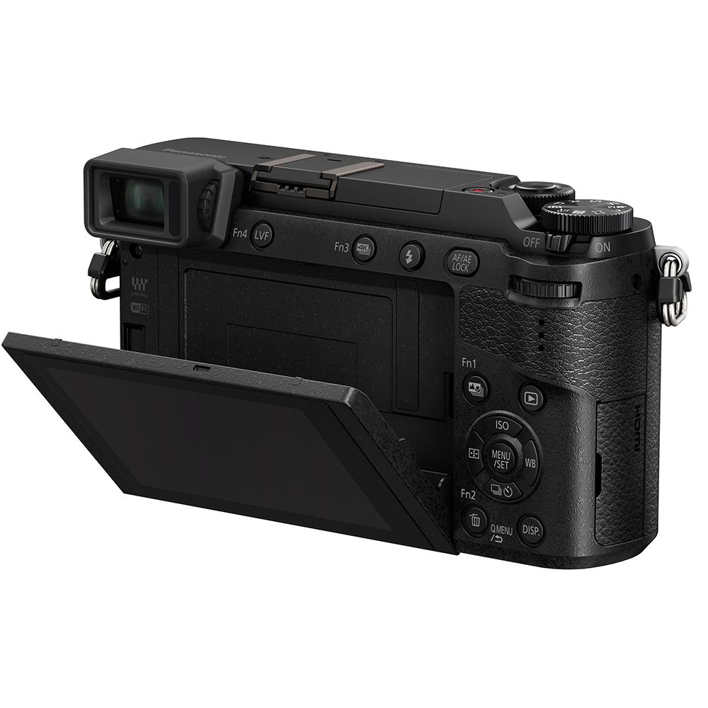 Фотоаппарат PANASONIC DMC-GX80 Body (DMC-GX80EE-K) Тип матрицы Live-MOS (NMOS)