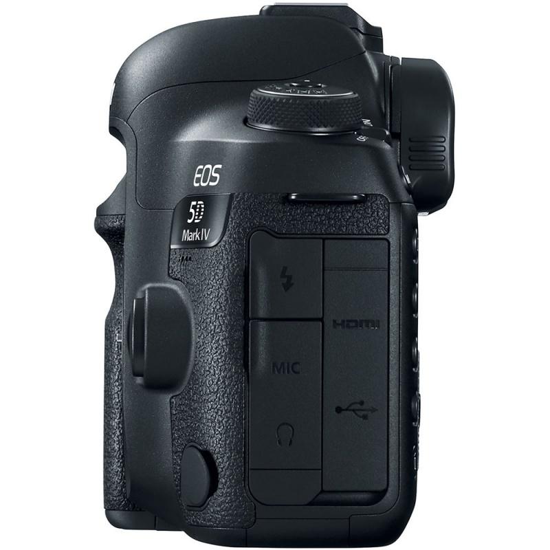 Фотоаппарат CANON EOS 5D Mark IV Body (1483C027AA) Кол-во эффективных мегапикселей 30.4