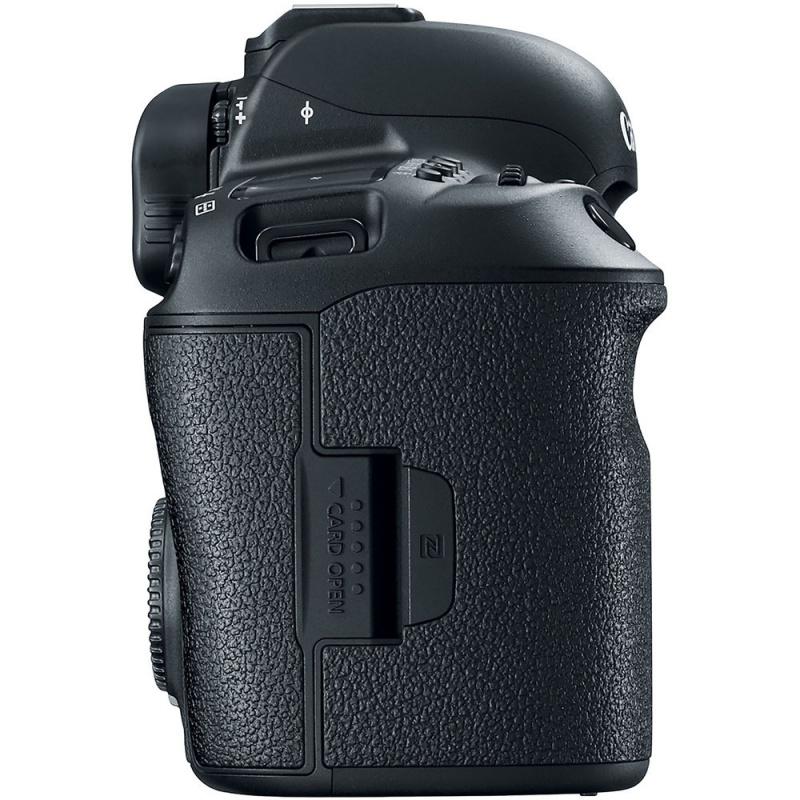 Фотоаппарат CANON EOS 5D Mark IV Body (1483C027AA) Тип матрицы CMOS (КМОП)