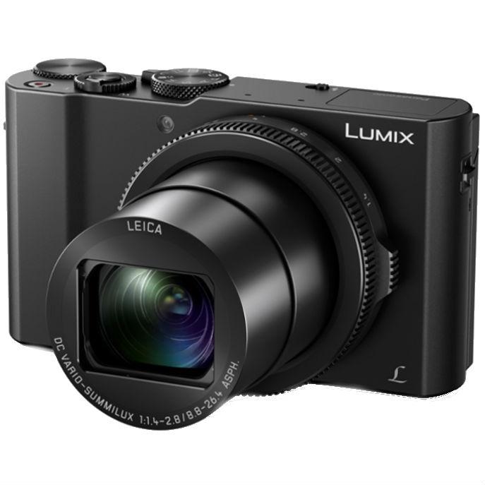 Фотоаппарат PANASONIC LUMIX DMC-LX15 (DMC-LX15EEK) Тип компактный