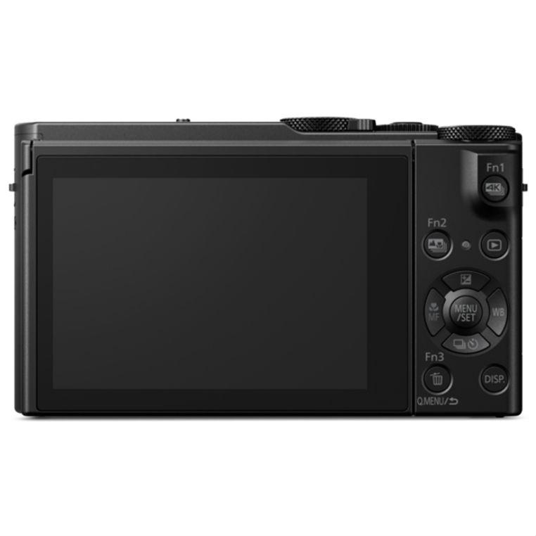Фотоаппарат PANASONIC LUMIX DMC-LX15 (DMC-LX15EEK) Кол-во эффективных мегапикселей 20.1