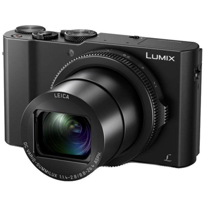 Фотоаппарат PANASONIC LUMIX DMC-LX15 (DMC-LX15EEK) Тип матрицы Live-MOS (NMOS)