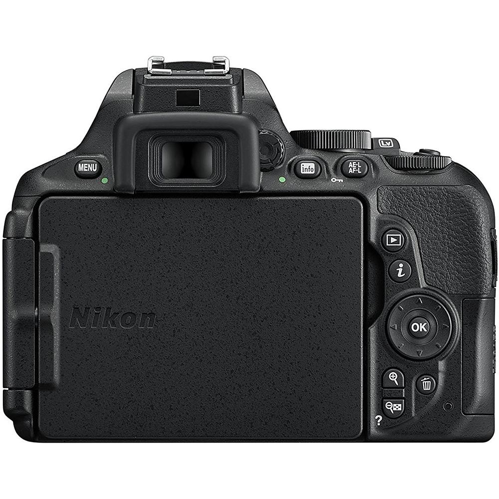Фотоаппарат NIKON D5600 + AF-S 18-140 F/3.5-5.6G VR (VBA500K002) Тип зеркальный