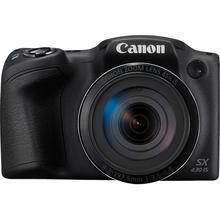 Фотоаппарат CANON PowerShot SX430 IS Black (1790C011AA)